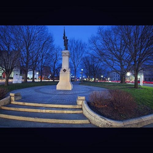 Park Square in Pittsfield, Massachusetts lit up blue, in honor of the Autism Awareness Month. : : Pittsfield PittsfieldMA IntheBerkshires Berkshires Theberkshires Autismawareness Yankeemagazine Igersnewengland Igersmass Igers413 Nightshooters Nighttime Nightphotography Nightlandscape Nightscene Urbannight Streetshooter Streetscape Documentaryphotography Urbanlandscape Landscapelovers Landscapeshooters Landscapephotography Way2ill Agameoftones thecreatorclass artofvisuals OutdoorPhotography photooftheday picoftheday