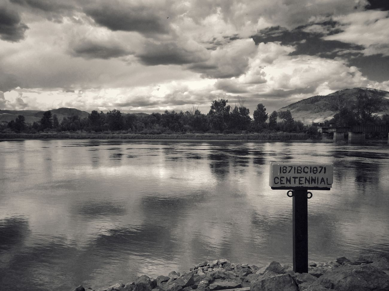 Water_collection Nature Clouds And Sky Landscape Travel Photography Kamloops Shades Of Grey