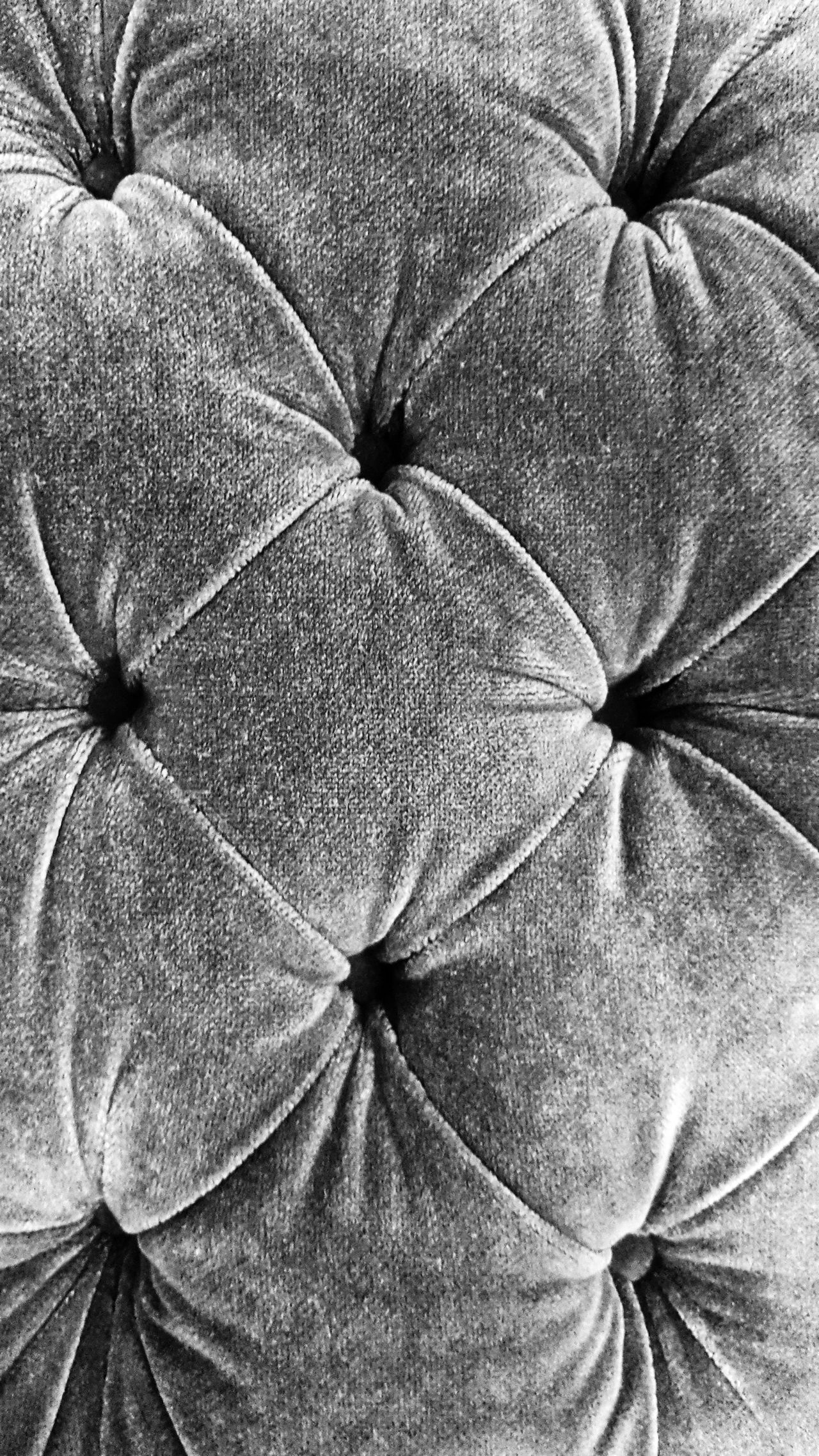 Backgrounds Close-up No People Upholstery Cushion Black & White B/w Full Frame Pattern Textured
