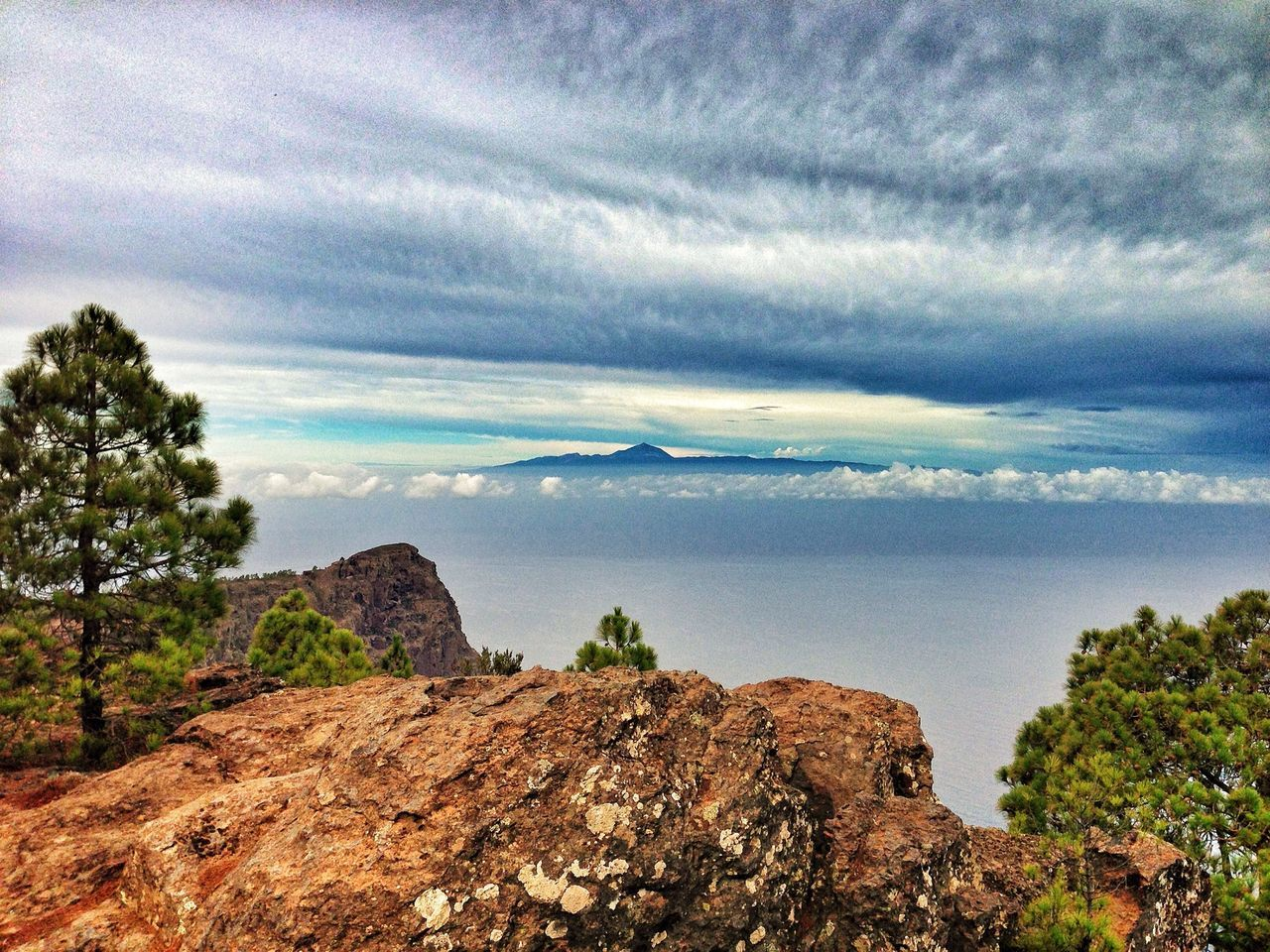 Canary Islands Gran Canaria El Teide Landscape_Collection Protecting Where We Play Edge Of The World