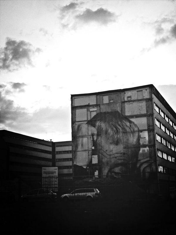Streetart Blackandwhite Taking Photos