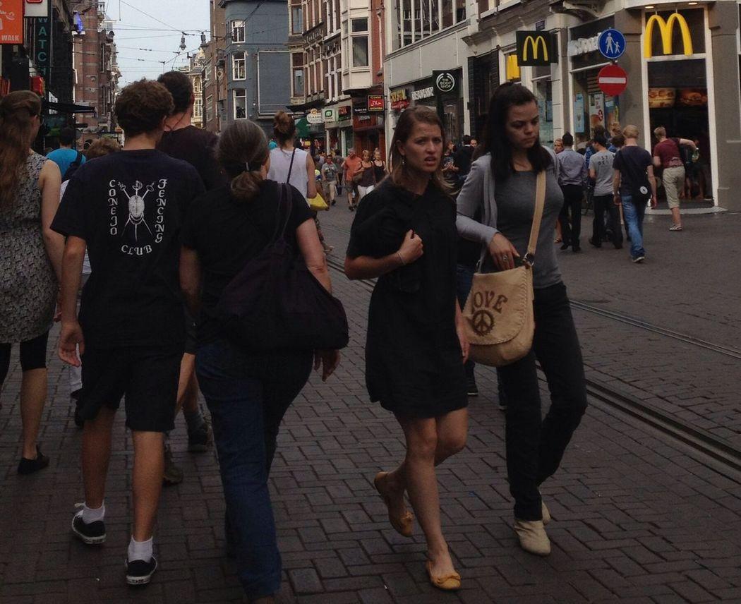 Leidsestraat Amsterdam The Stylist - 2014 EyeEm Awards Taking Photos StreamzooPics Enjoying Life...