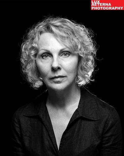 Linda the actor 'emoting'. #actors #headshot Black And White Blackandwhite Nikon Portrait Sigma 35mm Art Studio Shot Woman