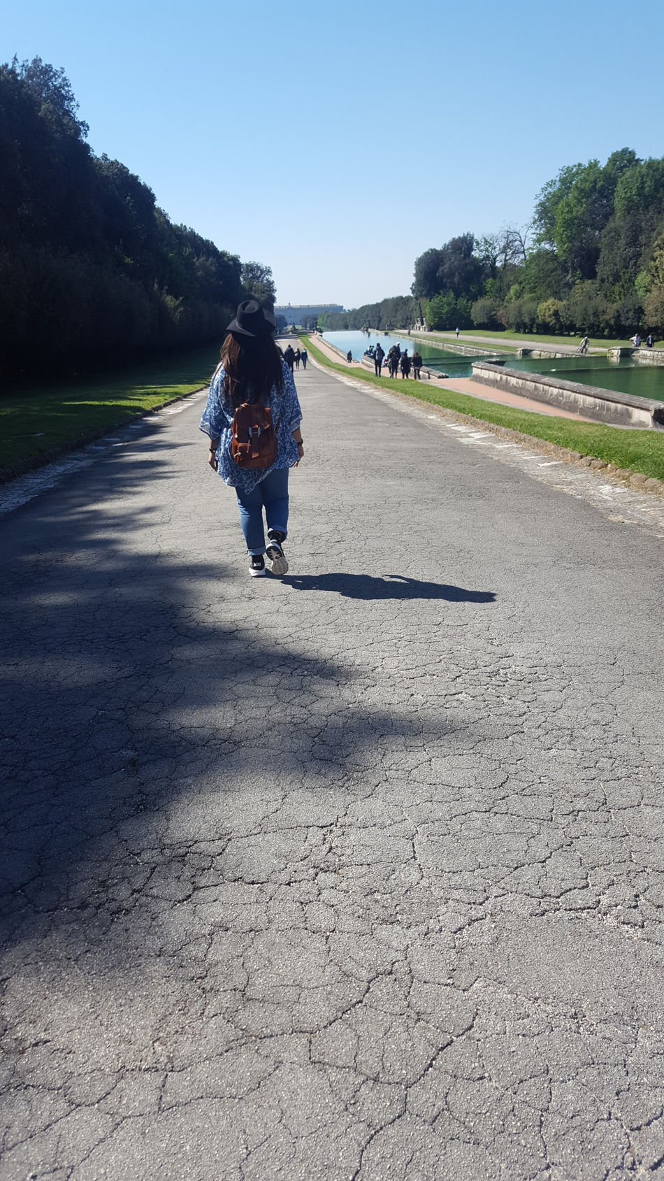 Reggia di caserta One Person Road Adult Sky Snap:barradas_mary98 Photographer Freedom Taking Photos Smile❤ Elegance Everywhere Hello World Love Streetphotography Sweet Paradise Mylife Free Dream Crazy EyeEm Best Edits Asiangirl That's Me! Italiangirl EyeEm Best Shots