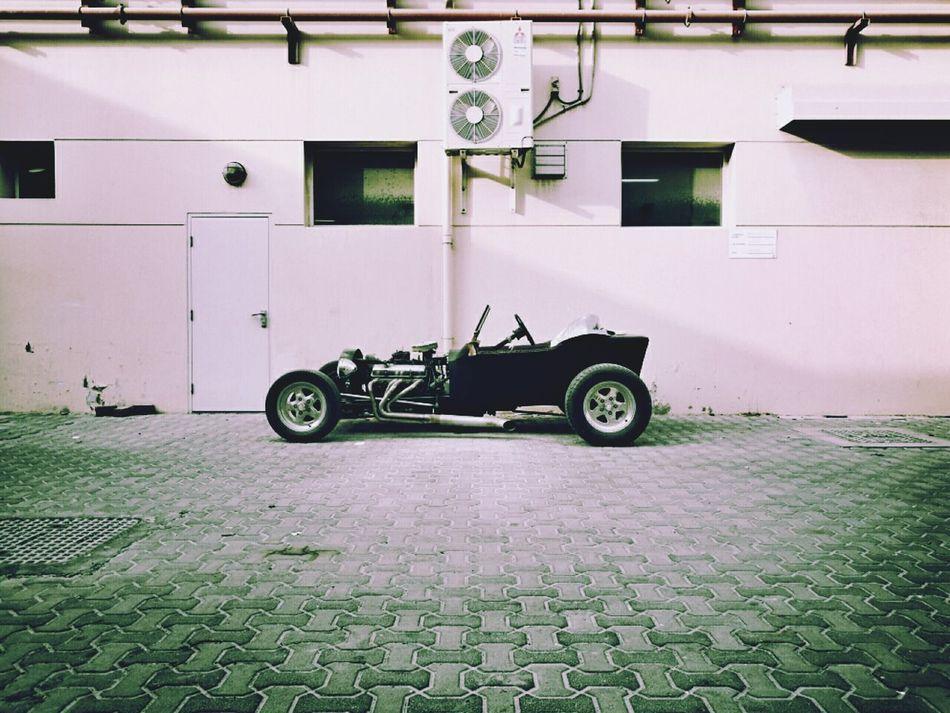 Hot Rod Alquoz Vintage Cars Warehouseproject Dubai UAE Vintage Eyemphotography Streetphotography Eyemstreetphoto