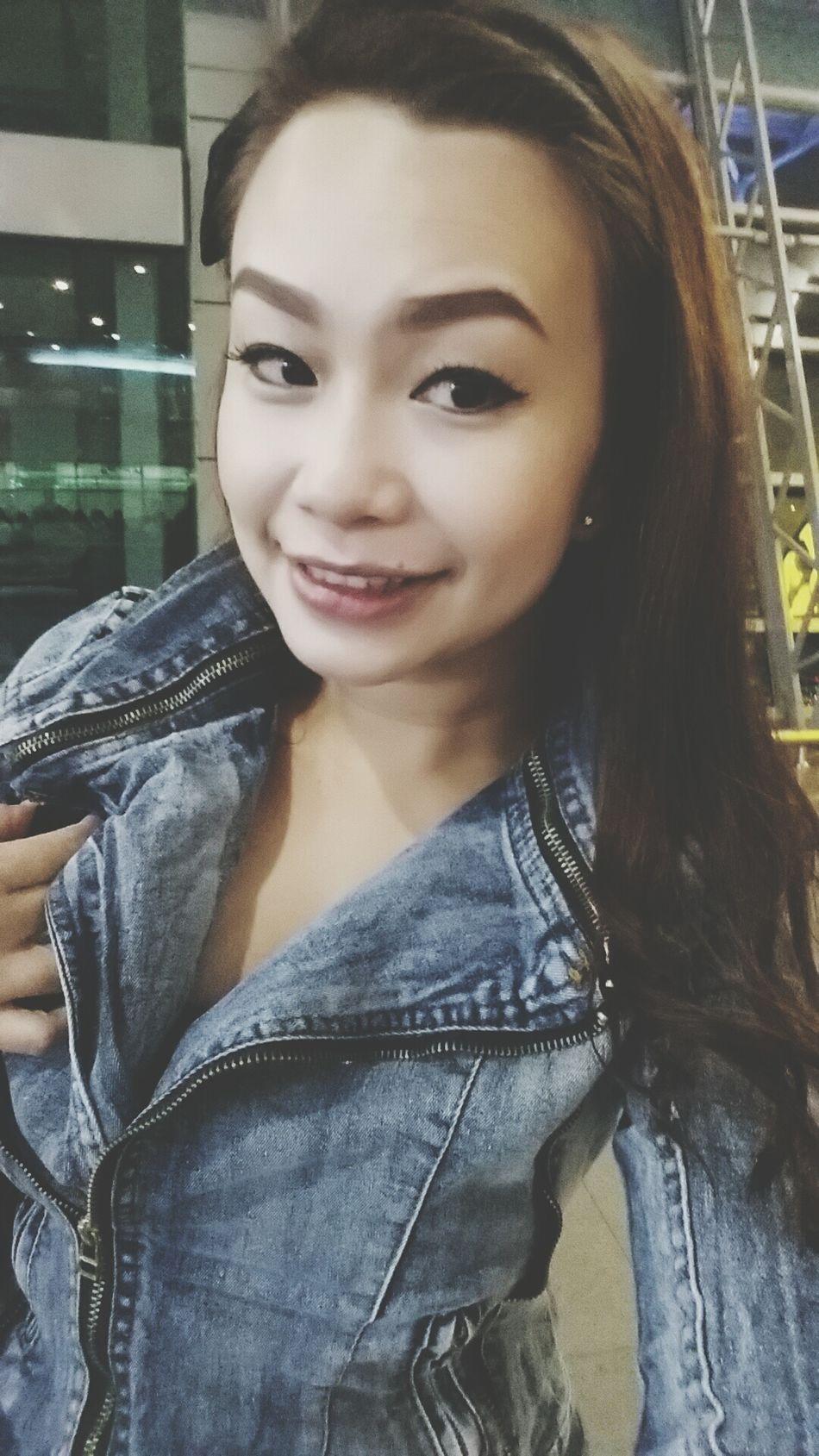 Fly Again Training Kuala Lumpur Faces Of EyeEm Denim Jacket Blonde Tgif