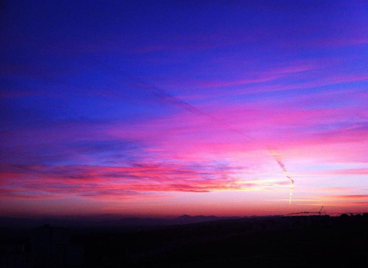 Cielo Blu Choucherdesoleil Beauty In Nature Sky Blue Sky