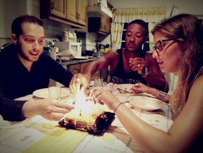 A Taste Of Life Celebrating My Birthday Friends Birthday Cake Love By My Side