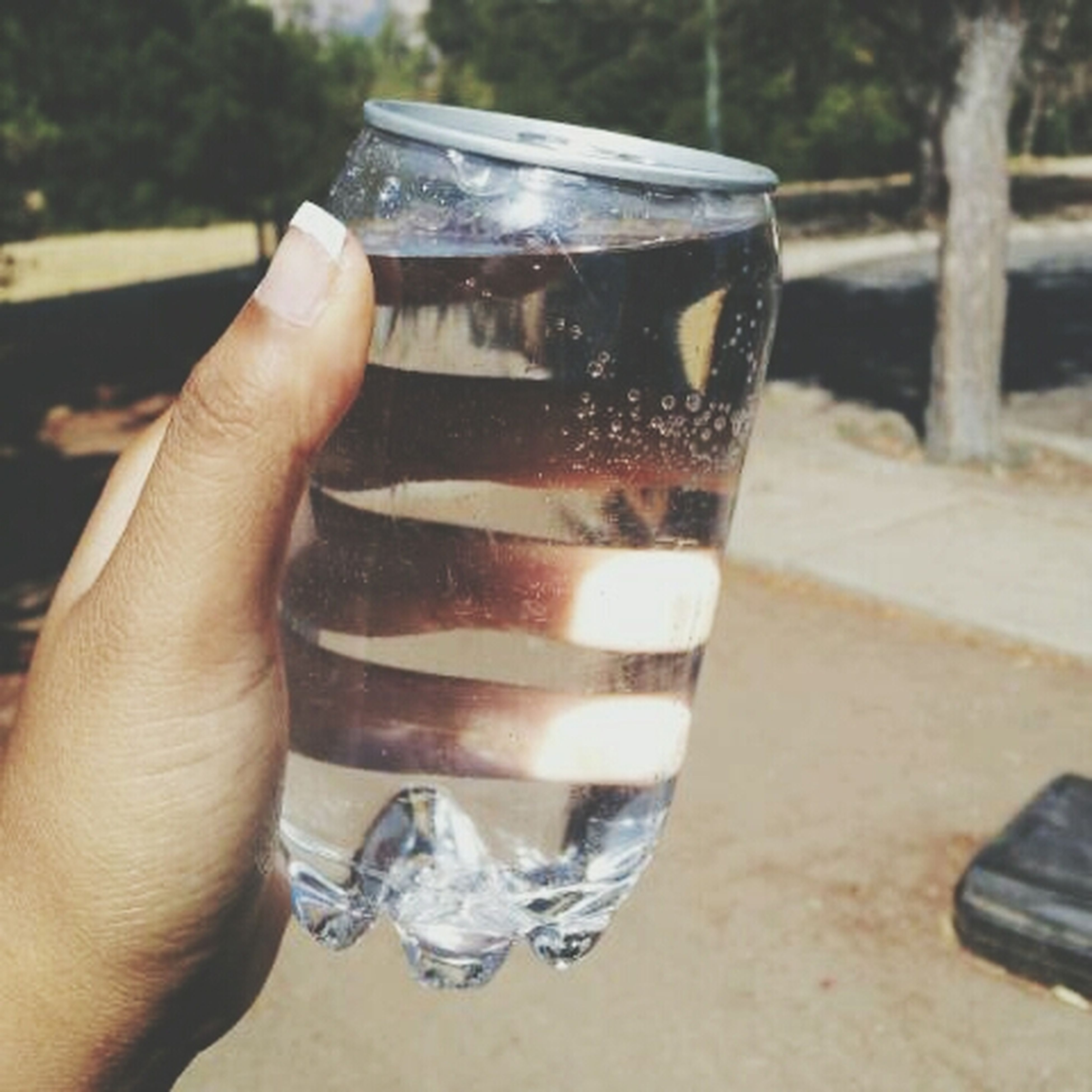 person, part of, holding, cropped, personal perspective, close-up, human finger, unrecognizable person, drink, food and drink, focus on foreground, refreshment, drinking glass, lifestyles, leisure activity, freshness, glass - material