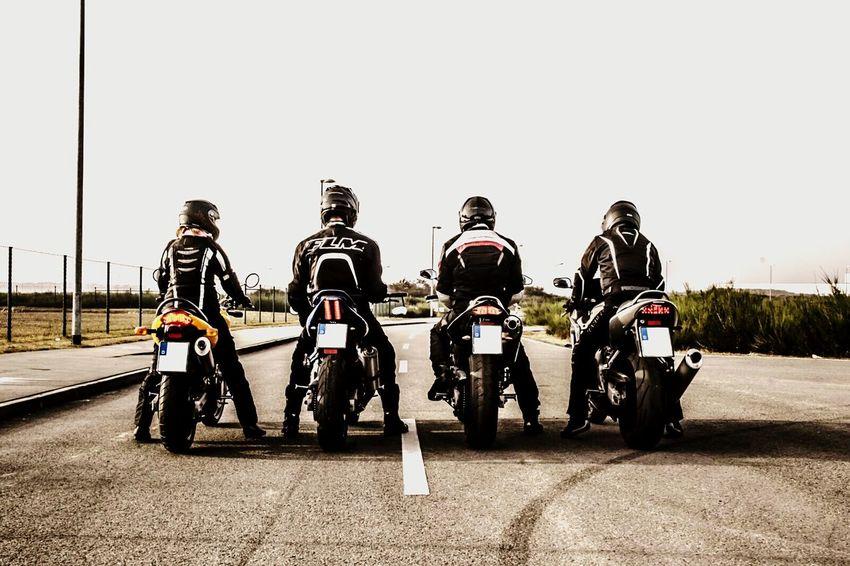 People Horizontal Motor Bike Motorcycles Uniform Freedom Free Freeride Engine Twowheels Wheels Helmet Power Noise Noisemakers