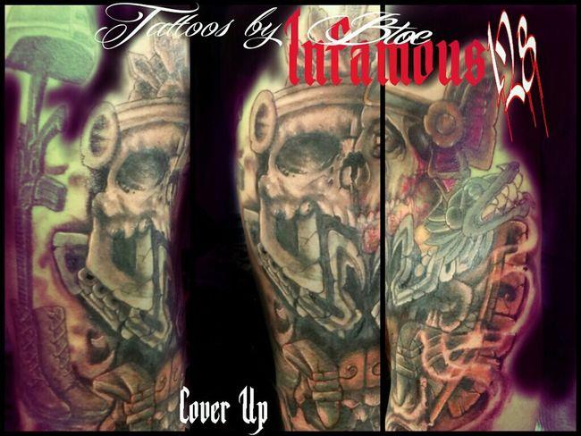 Tattoos by btoe128
