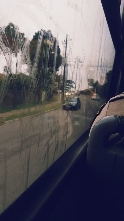 Transportation Mode Of Transport Car Land Vehicle Road Glass - Material On The Move Water Travel Transparent Window Tree Growth Journey Day Nature The Way Forward Sketch Sketchy Cloud Cloud - Sky Clouds And Sky People And Places