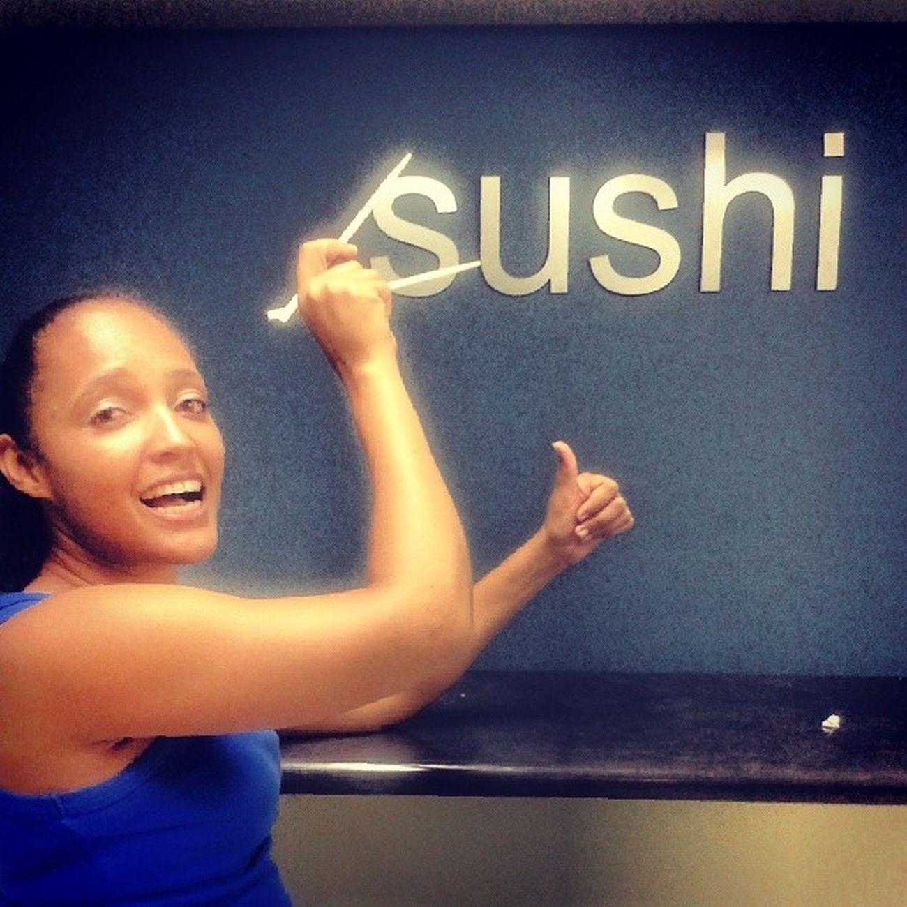 Sushi nightSushimad Hoedspruit come through!