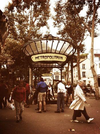 Arrivé Paris Metro Simplicity AMPt_community