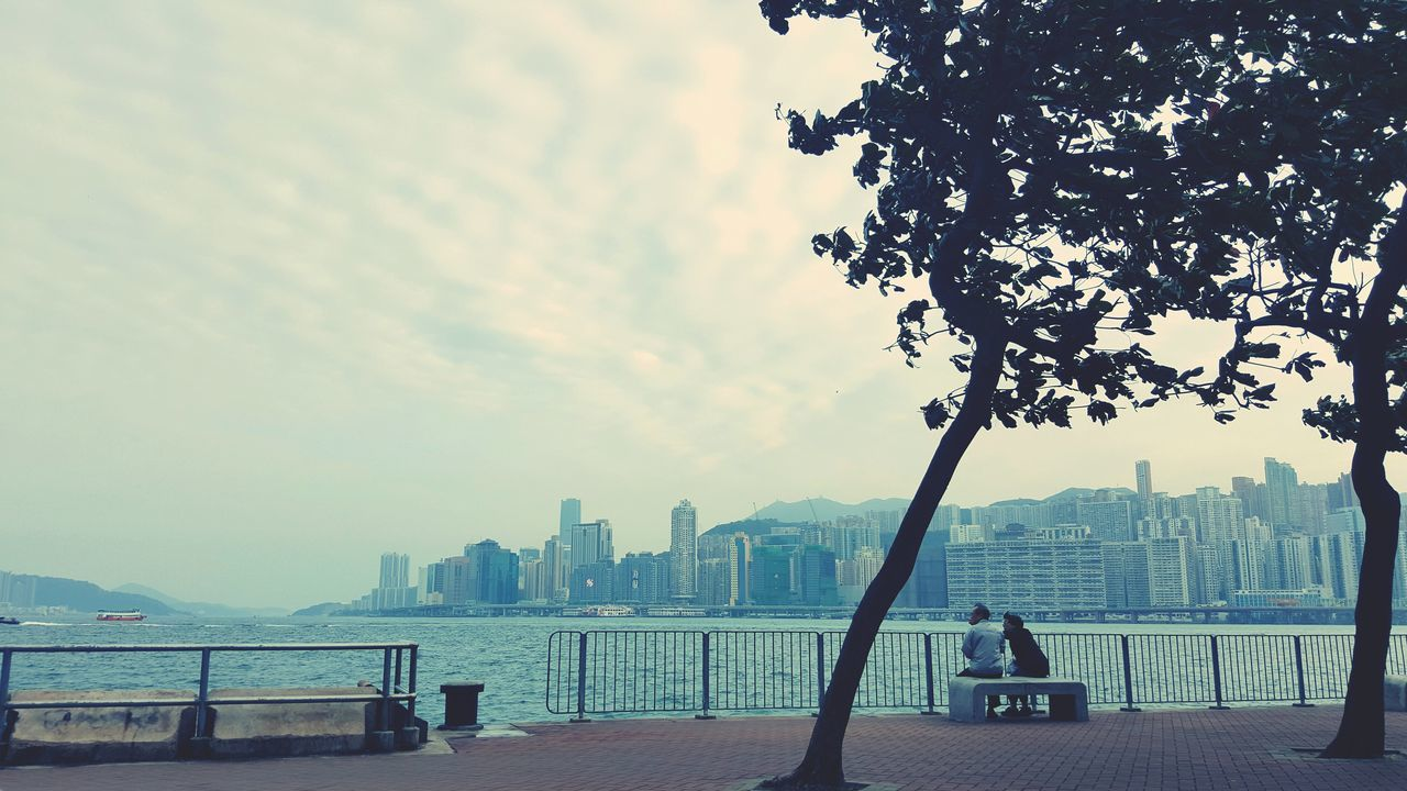 @hung hom ferry pier HONG KONG Travel Destinations Outdoors Travel City Water Tourism Sky Sea Cityscape Nature Cloud - Sky Fog Tree Beauty In Nature Urban Skyline Promanade Whampoa HongKong Hongkongcollection