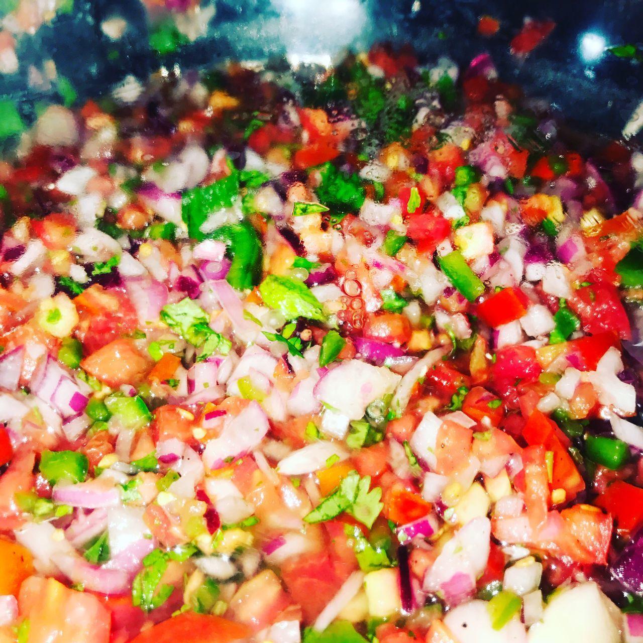 Chimol Honduras Salad