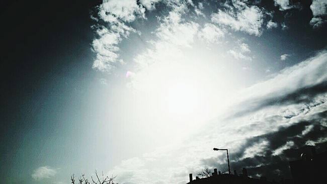 Nature_collection Sun And Sky Cloud_collection  Cloud And Sky Clouds Eclipse2015 Sun Eclipse Natural Beauty Morning Light Clouds And Sky
