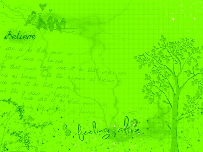 MadebyMe ☝✌ Photoshop Edit Summer ☀ Green ItsBeenTooLong I Love It ❤