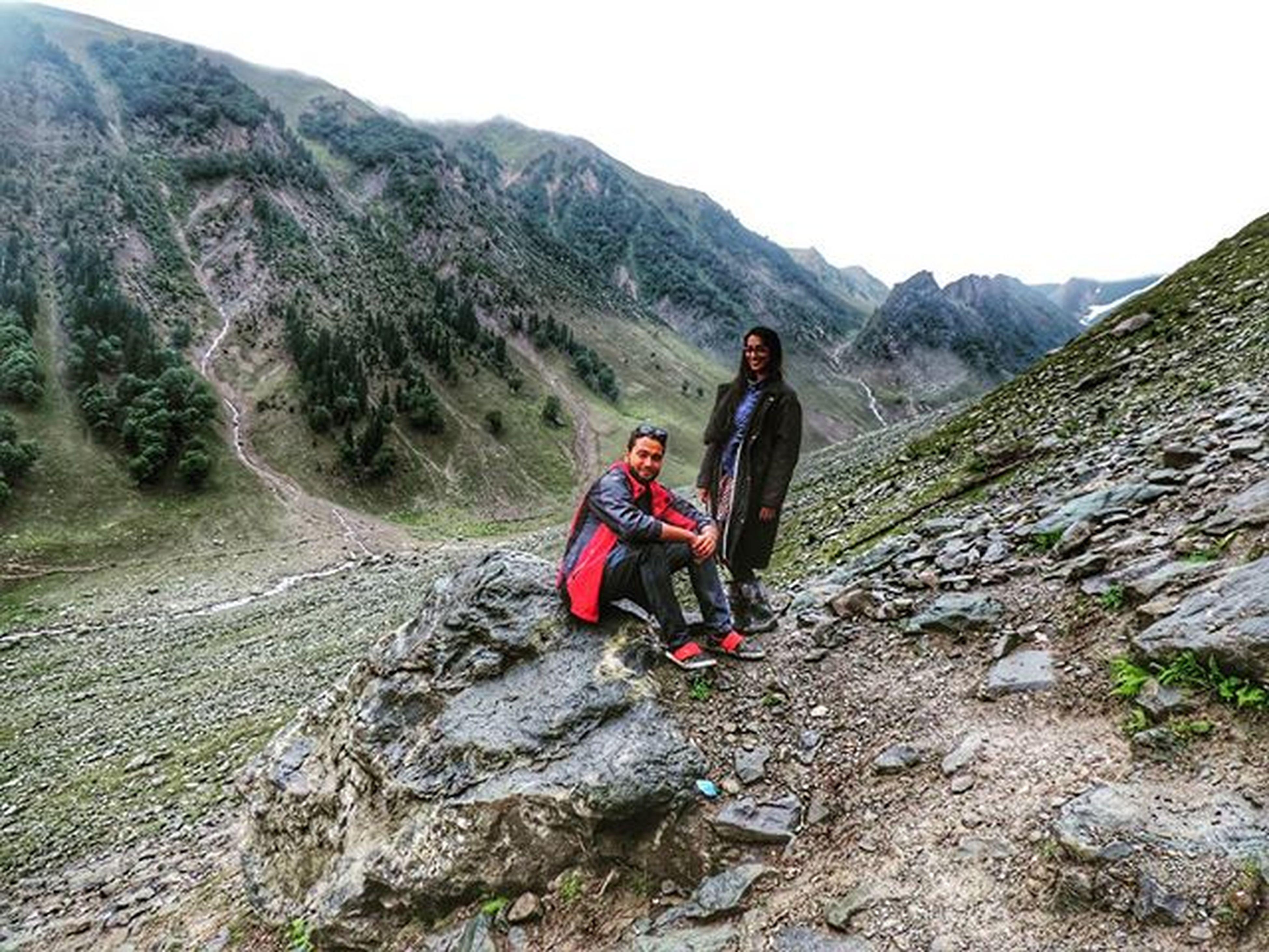 Wataview Instanature Kashmir Poshpathri CrazyWe Rain Sliperyrocks Firbhi Trekking Sneakers
