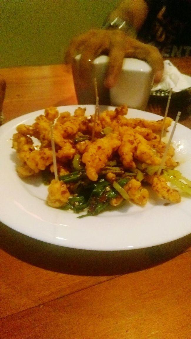 Sri Lankan Cuttlefish Foodphotography Relaxing