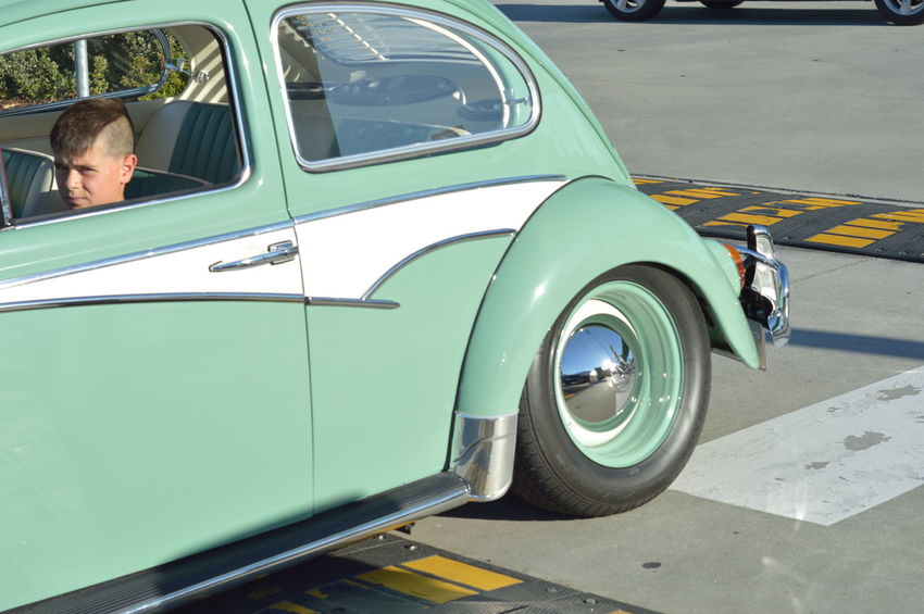 Beatle Car Collector's Car Day Low Low  Old-fashioned Outdoors Transportation VW
