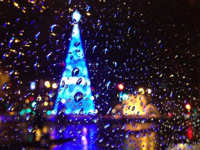 Madrid Xmas Xmas Tree Water Water_collection Lights EyeEmBestPics EyeEm Gallery IPhone5 Streetphotography