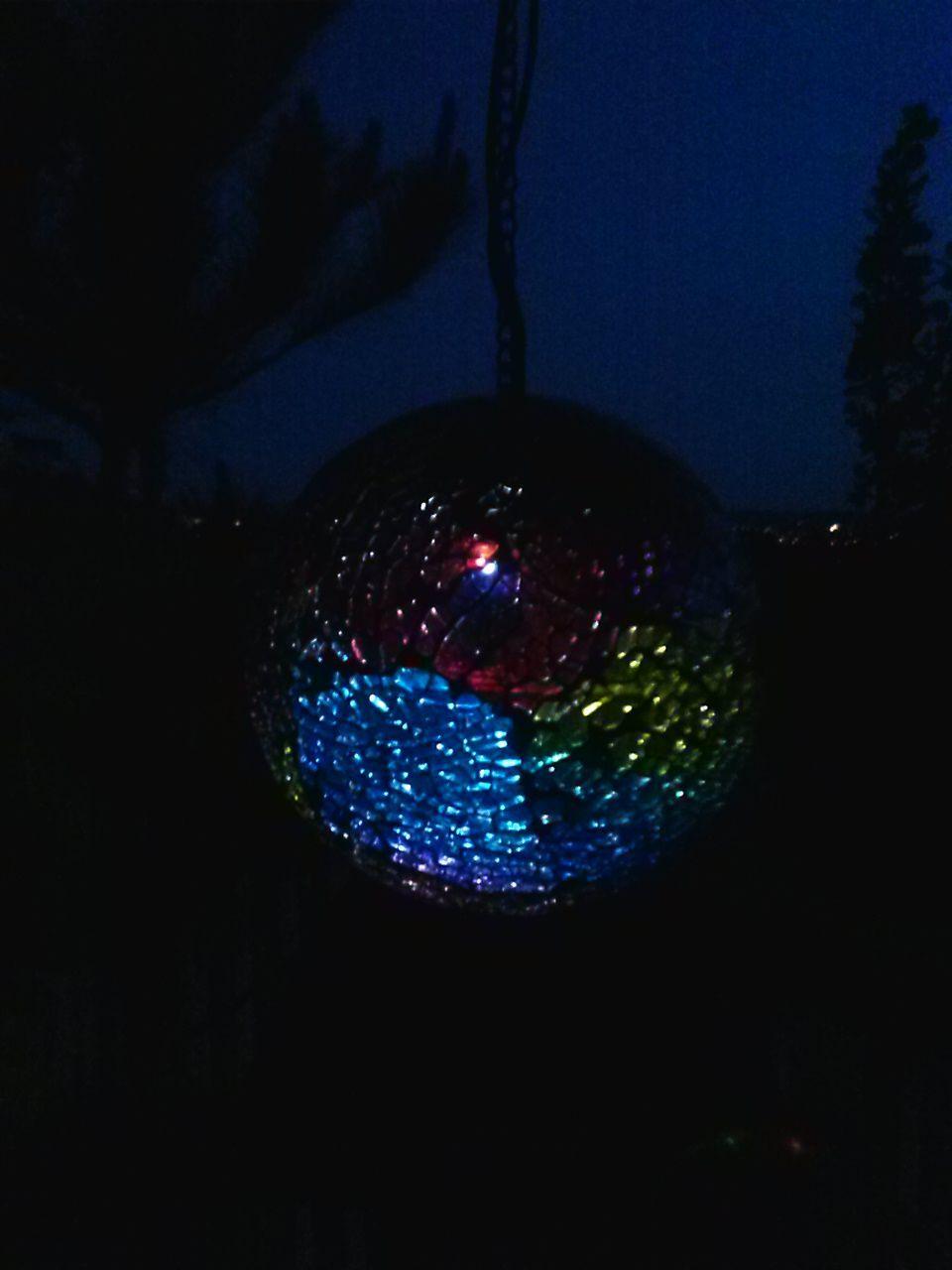 celebration, christmas, night, christmas decoration, hanging, illuminated, no people, christmas ornament, close-up, blue, indoors, tree