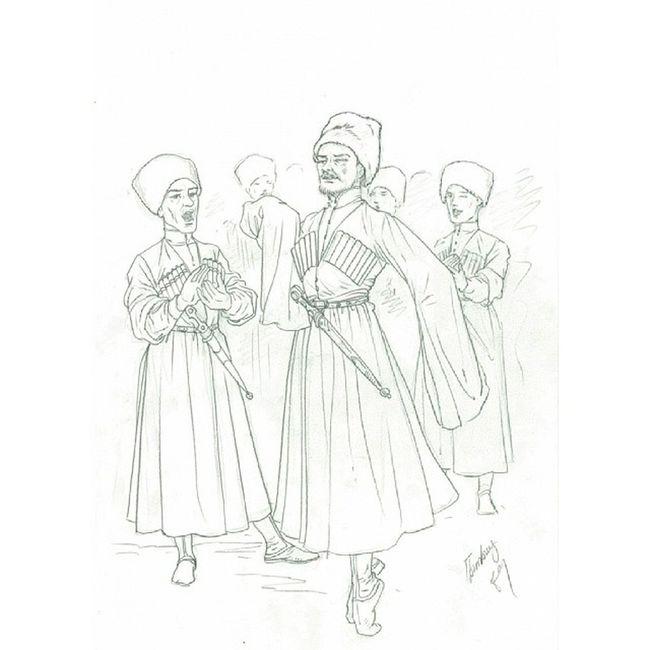 Circassia Adyga черкес адыг сурэт танец къафэ