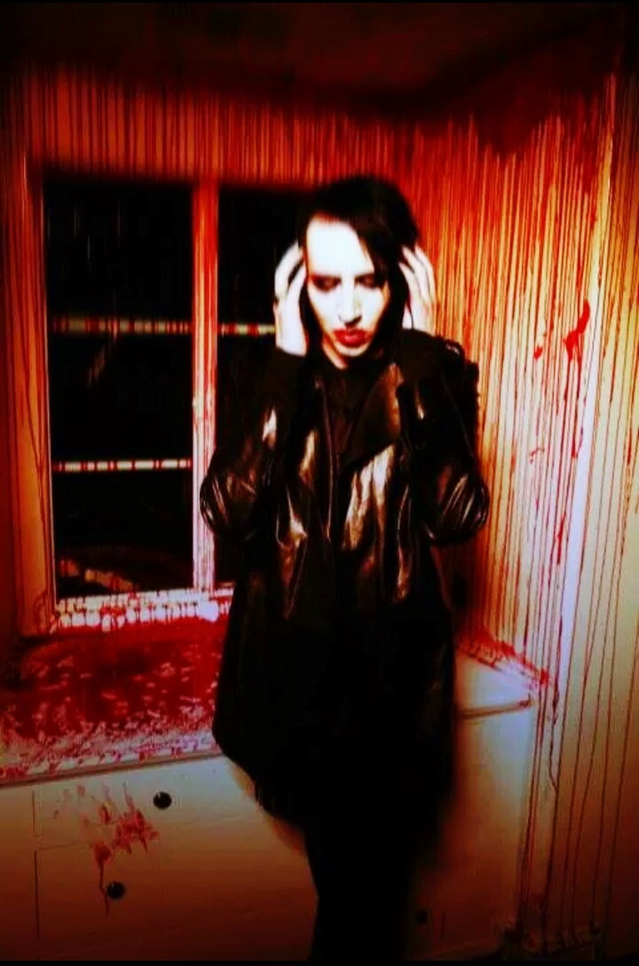 Be My Vampire Forever. 🌙 Marilyn Manson EAT ME, DRINK ME When The Heart Guides The Hand Together As One Against All Others 2007