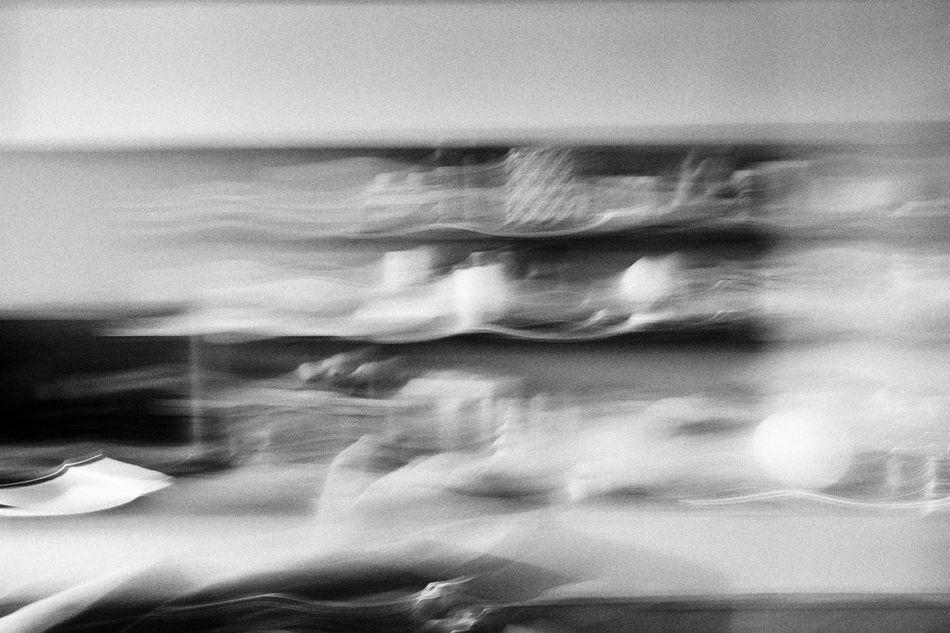Shelves #blackandwhite #Blurry #design  #furniture