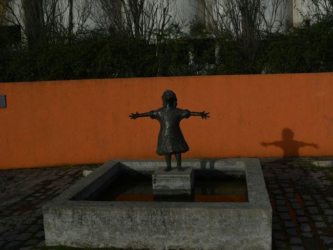 Statue Sculpture No People Urban NIKON D5300