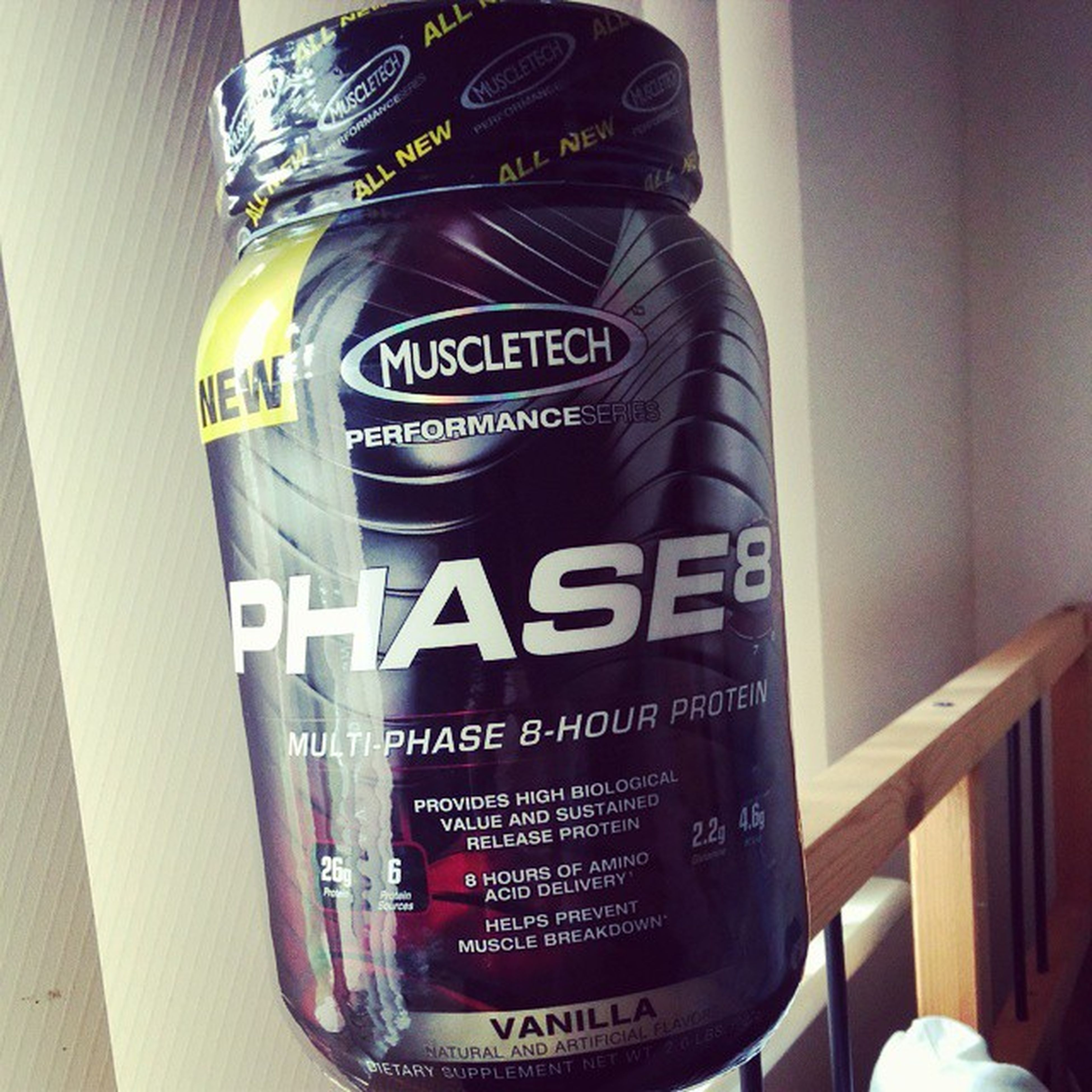 Muscletech Phase8 Serioustrainer
