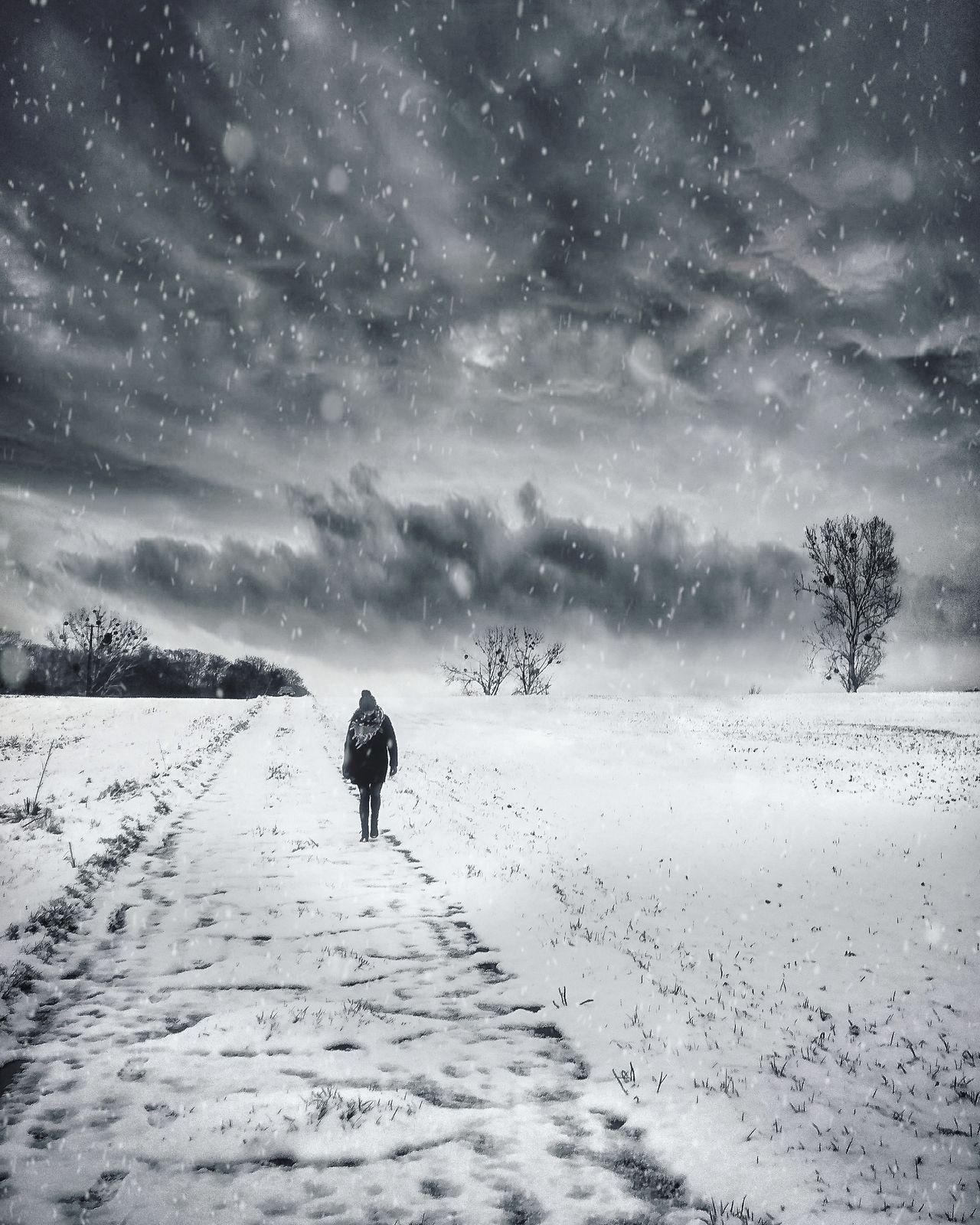 My Year My View Winter Poland Warmia Snow Zima śnieg