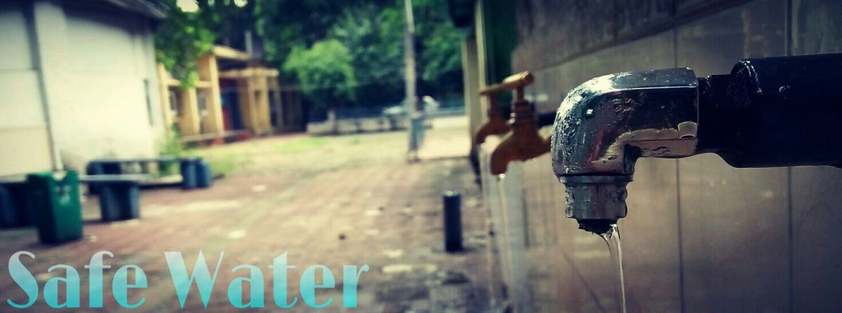 Water is very precious.. So save It.