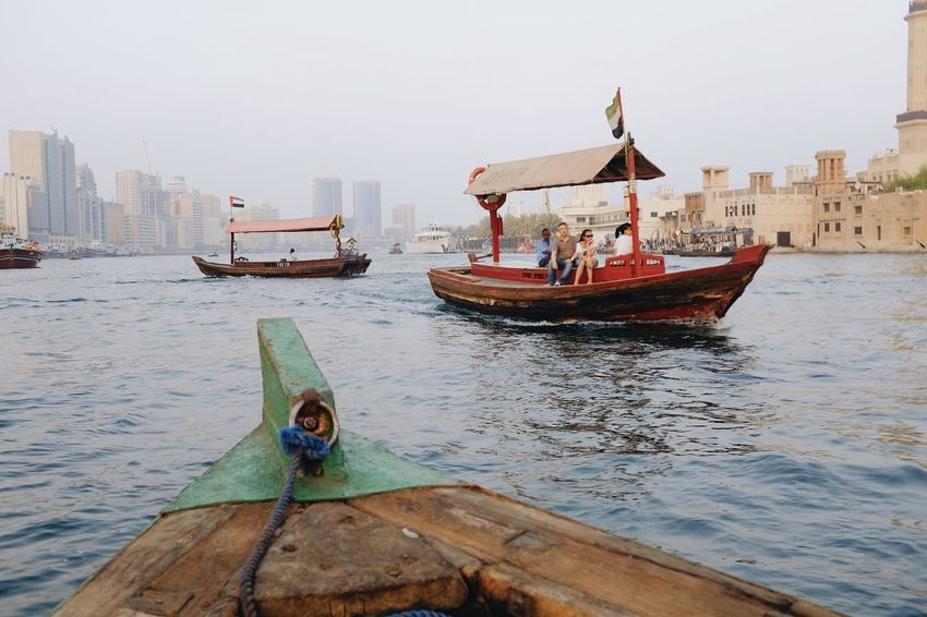 Dubai Abra transpo ⛵ Vscocam FujiX100T Streetphotography EyeEm Best Shots