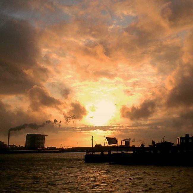 Amsterdam Sunset Amsterdamlight Dutch_connextion Ig_nederland Igersamsterdam Love_Netherlands Loves_netherlands