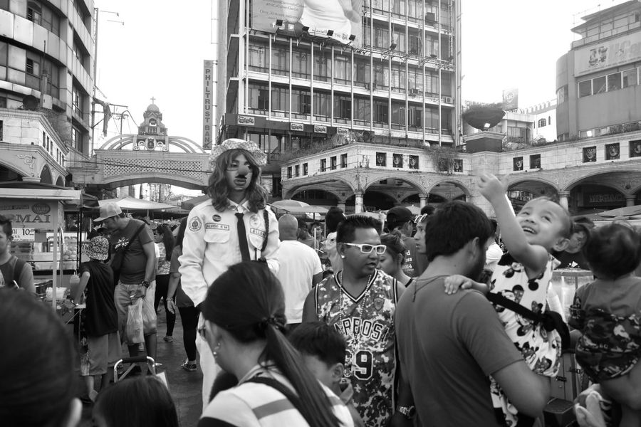 Be what you are.. Be who you are.. Adult Adults Only Building Exterior City Crowd Day Fail Large Group Of People Men Outdoors People Plastic Quiapo QuiapoManila Real People Street Photography Streetphotography Surgery Walking