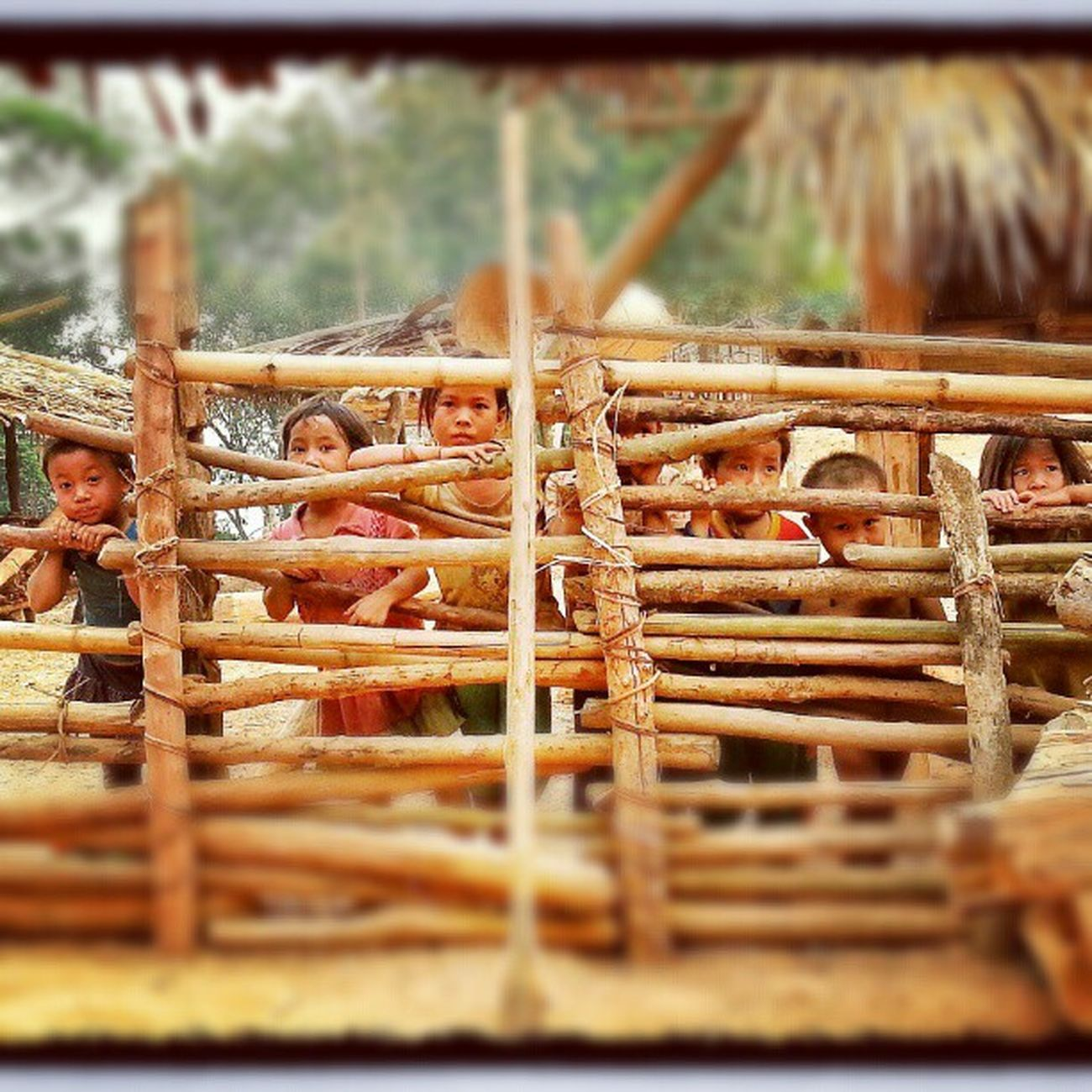 Laos Nongkhawi Hmongtribe