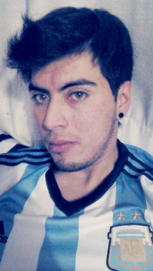 Selfie ✌ Soyargentino Fubol Albiceleste