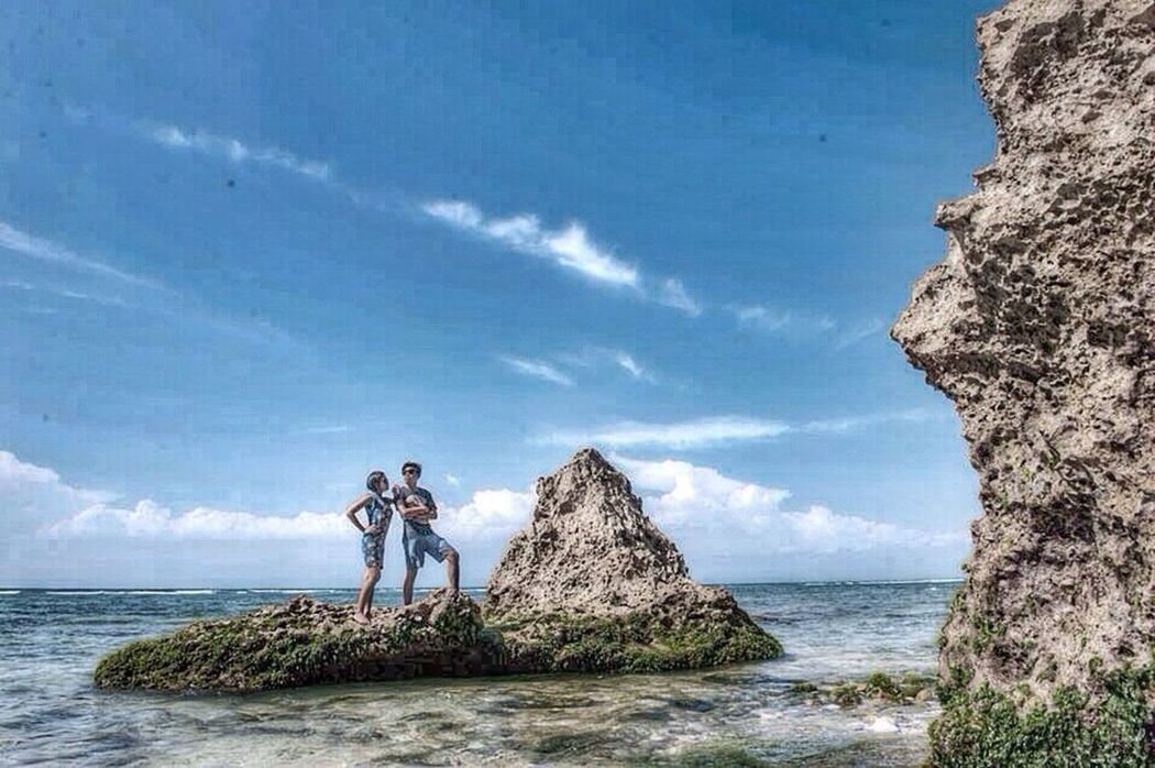 Padang Padang Beach - Bali Serenity