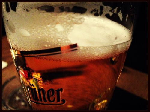 Beer Drinking EyeEm