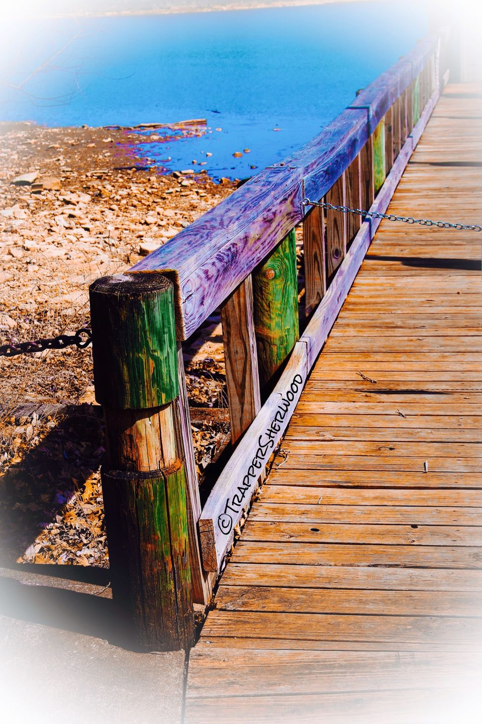 TGI Fence Post Friday Nature_collection Light And Shadow Water_collection How's The Weather Today? My Best Photo 2015
