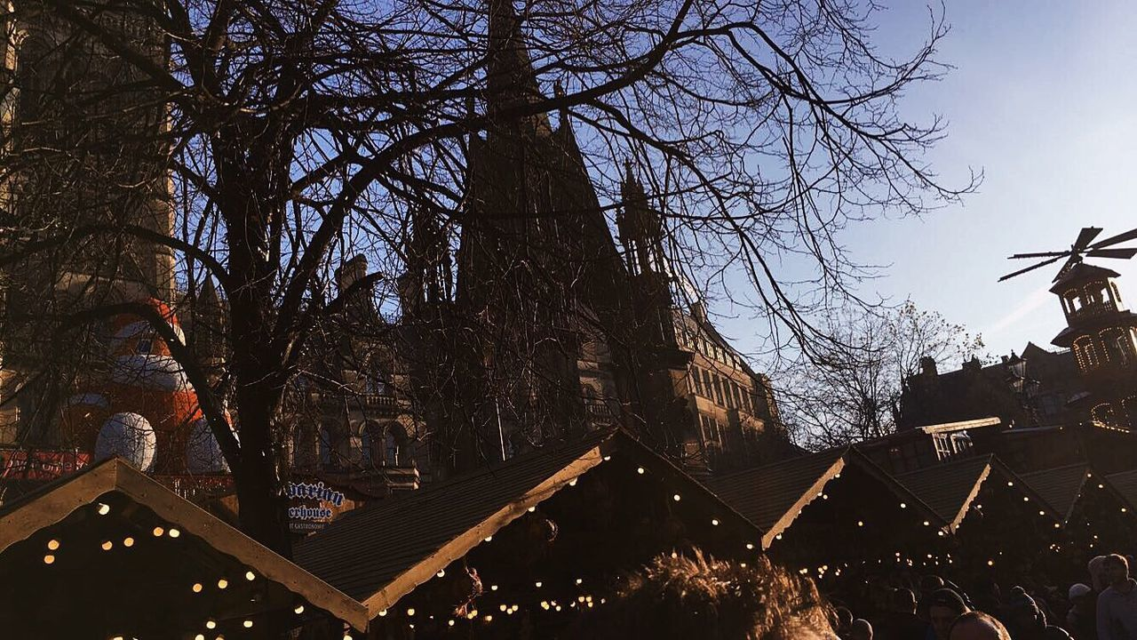 Christmas Markets are always pretty
