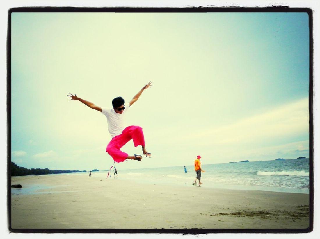 I Like This Pic ♥ Having Fun With My Brother ♥♥ Wooooooooo :)