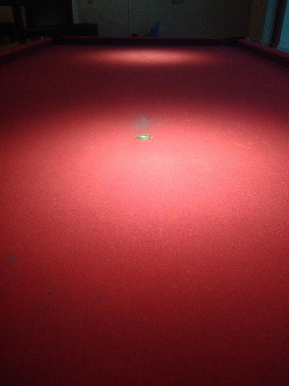 red, indoors, no people, close-up, architecture, day, pool table