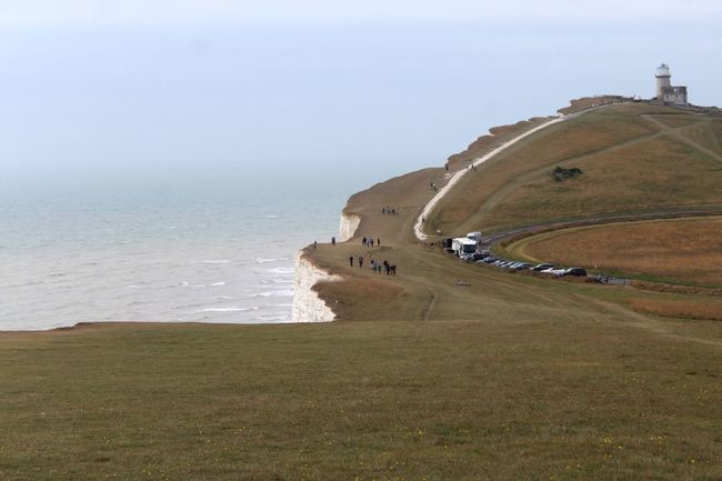 Gateaway. Eastbourne Beachy Head Landscape Sky Sea Seascape Cliffs Nature Nature Photography Cityescape United Kingdom Sussex Countryside English Countryside