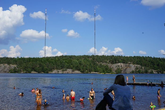 Summer Swiming & Enjoying Life Stockholm My Country In A Photo The Great Outdoors - 2015 EyeEm Awards