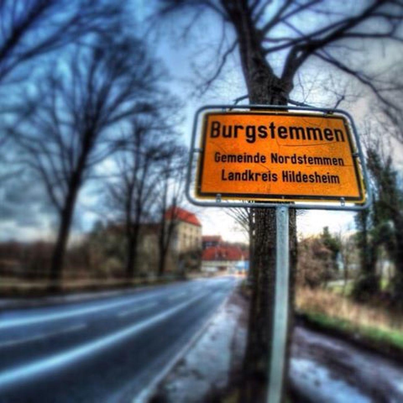 Sklblog Burgstemmen Leine