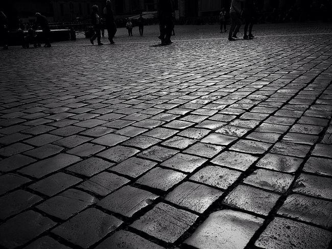 Walking Silent