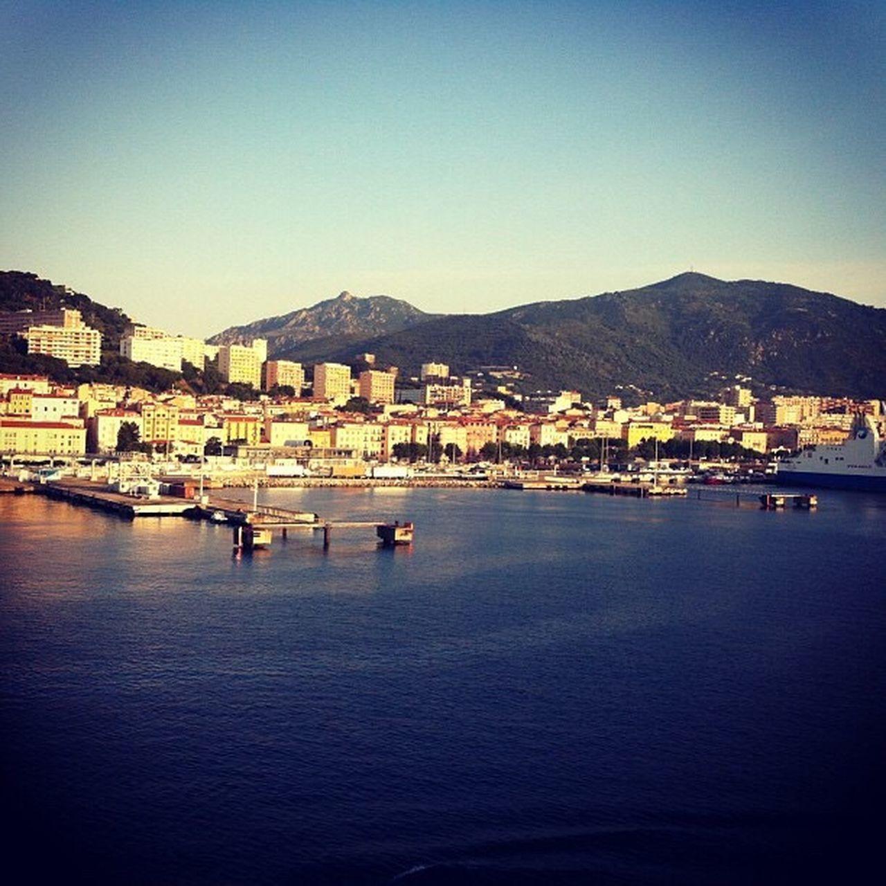 Corsica Sunrise 2013 Summer 2013